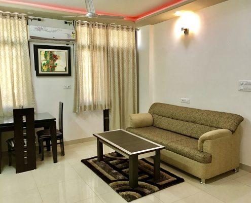 Serviced Apartments in Salt Lake City Kolkata