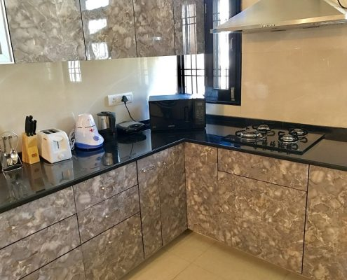Service Apartments for rent in Kolkata